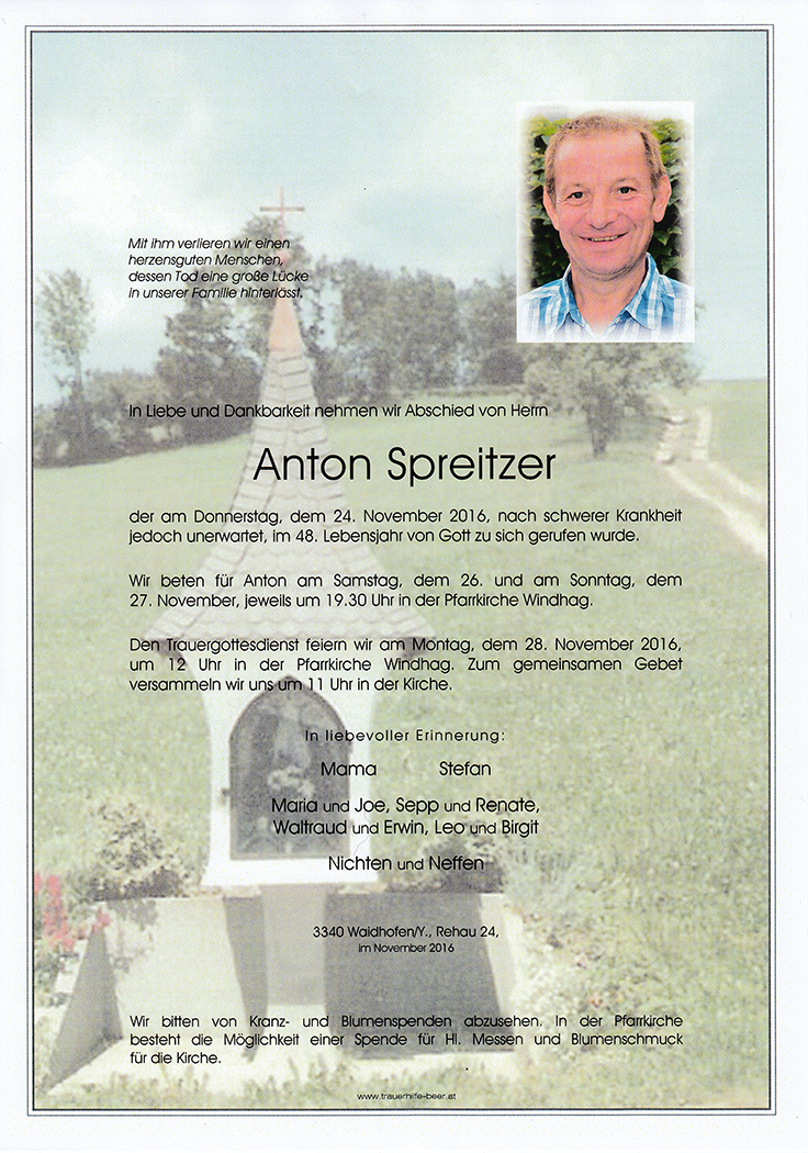 Parte Anton Spreitzer