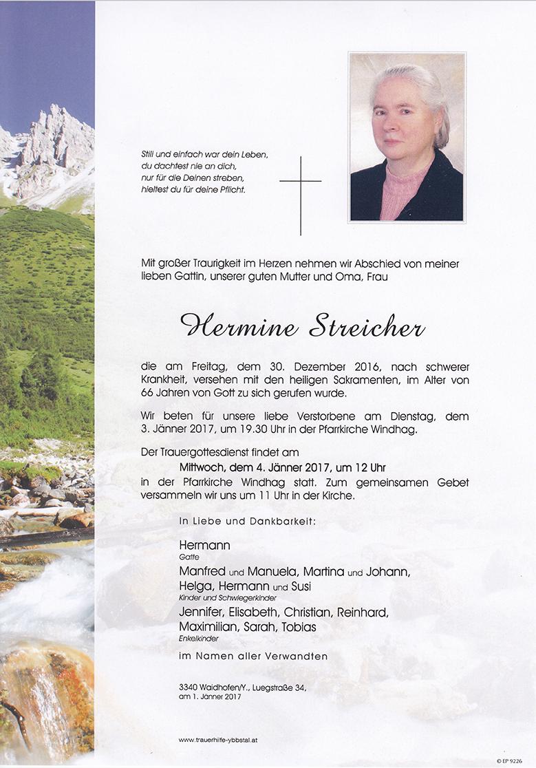 Parte Hermine Streicher