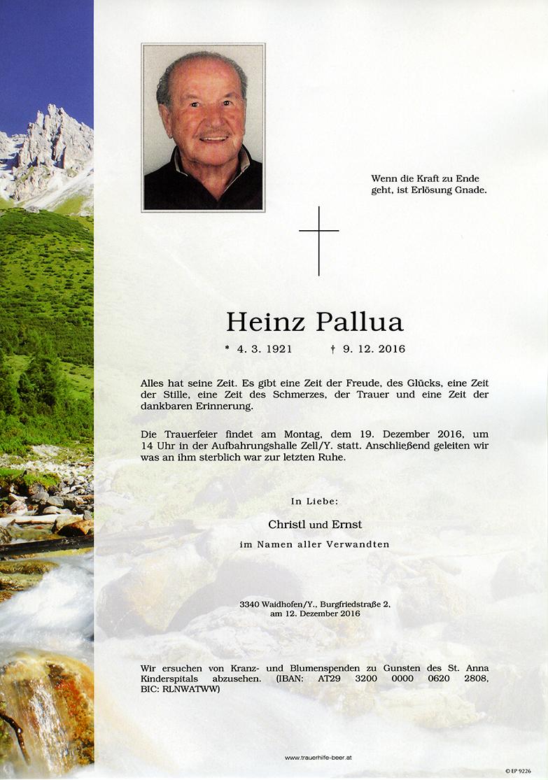Parte Heinz Pallua