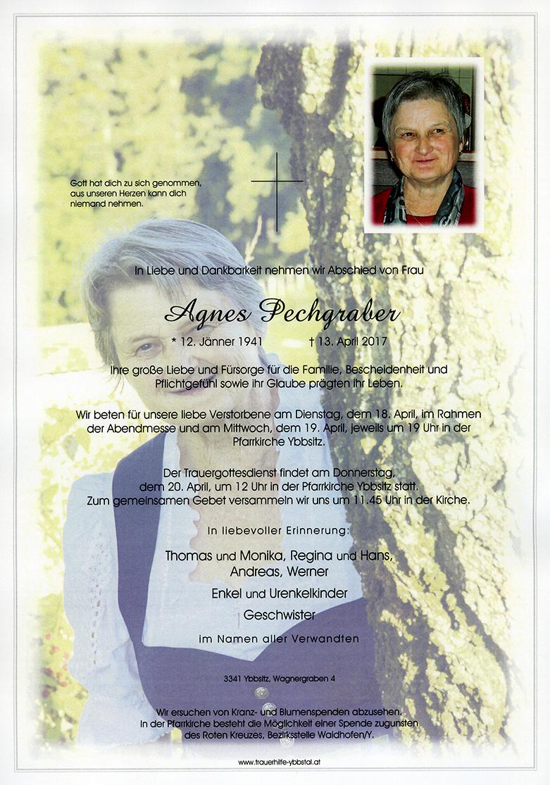 Parte Agnes Pechgraber