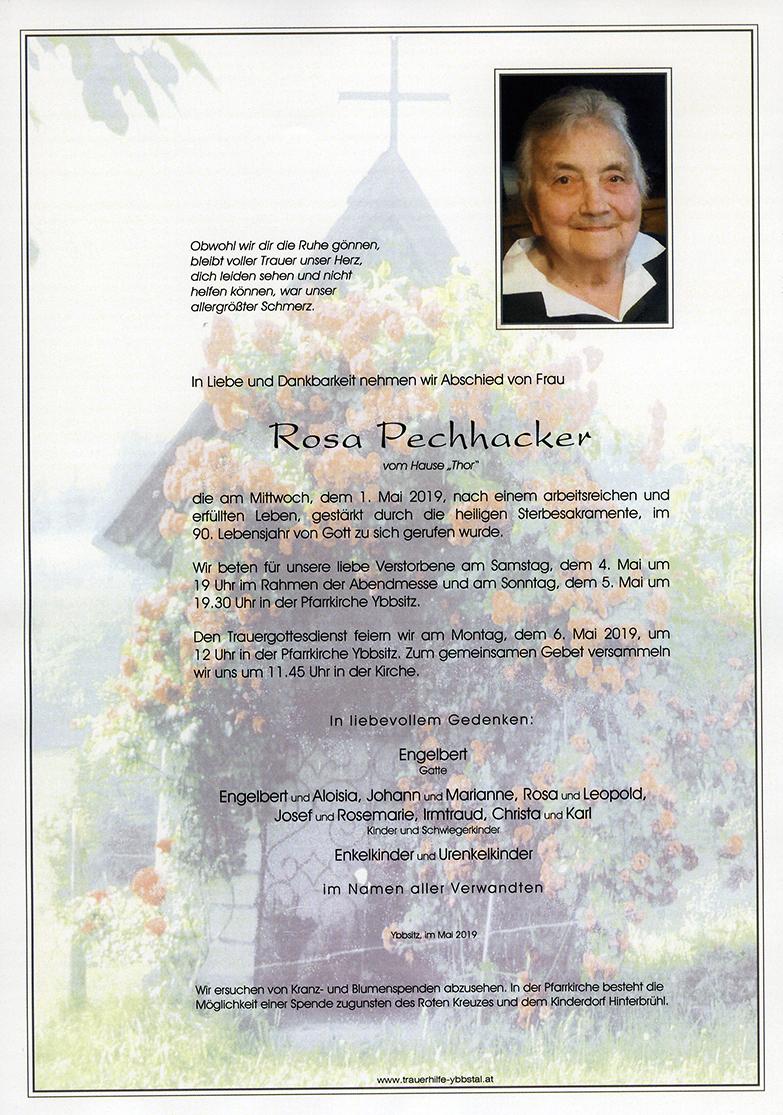 Parte Rosa Pechhacker