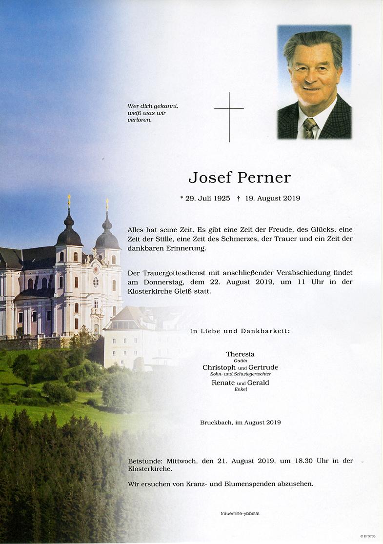 Parte Josef Perner