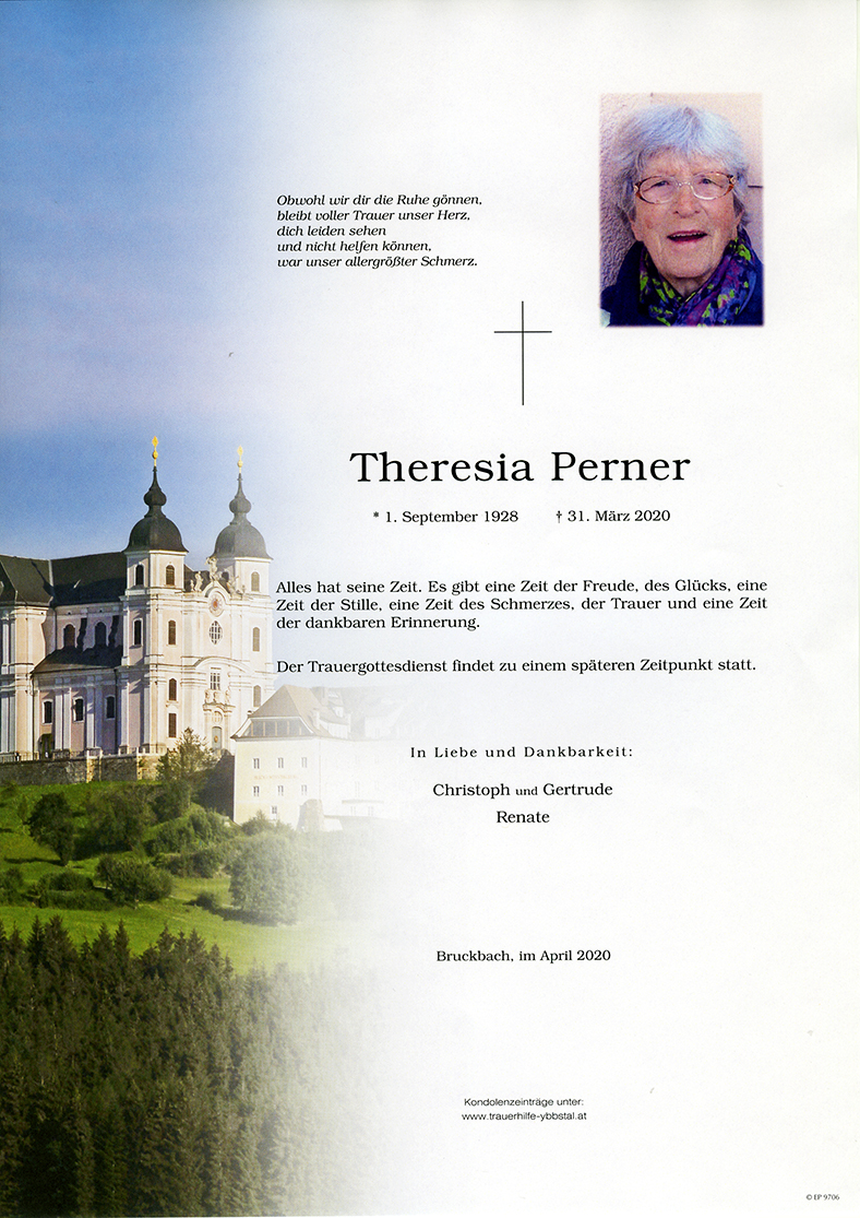 Parte Theresia Perner