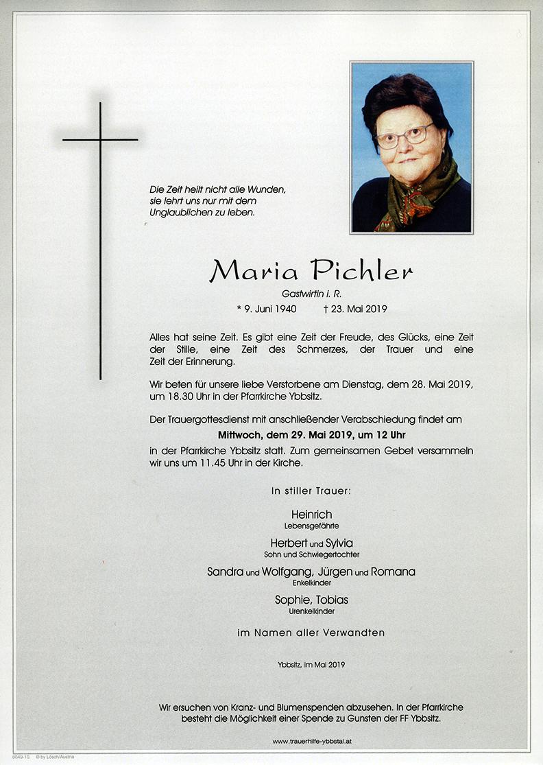 Parte Maria Pichler