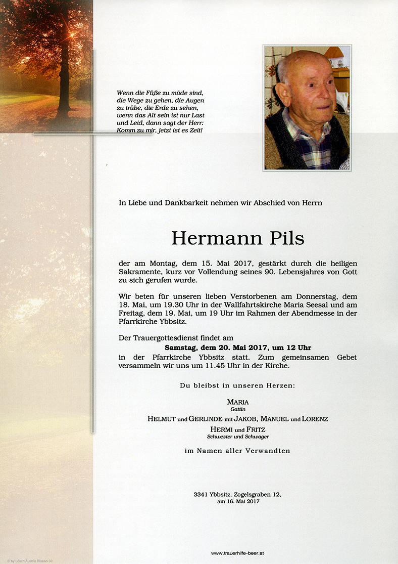Parte Hermann Pils