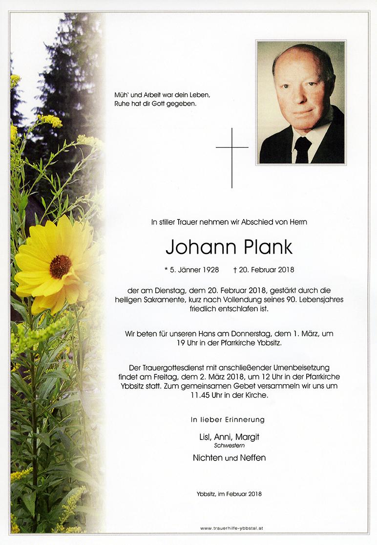 Parte Johann Plank