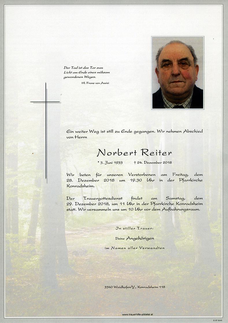 Parte Norbert Reiter