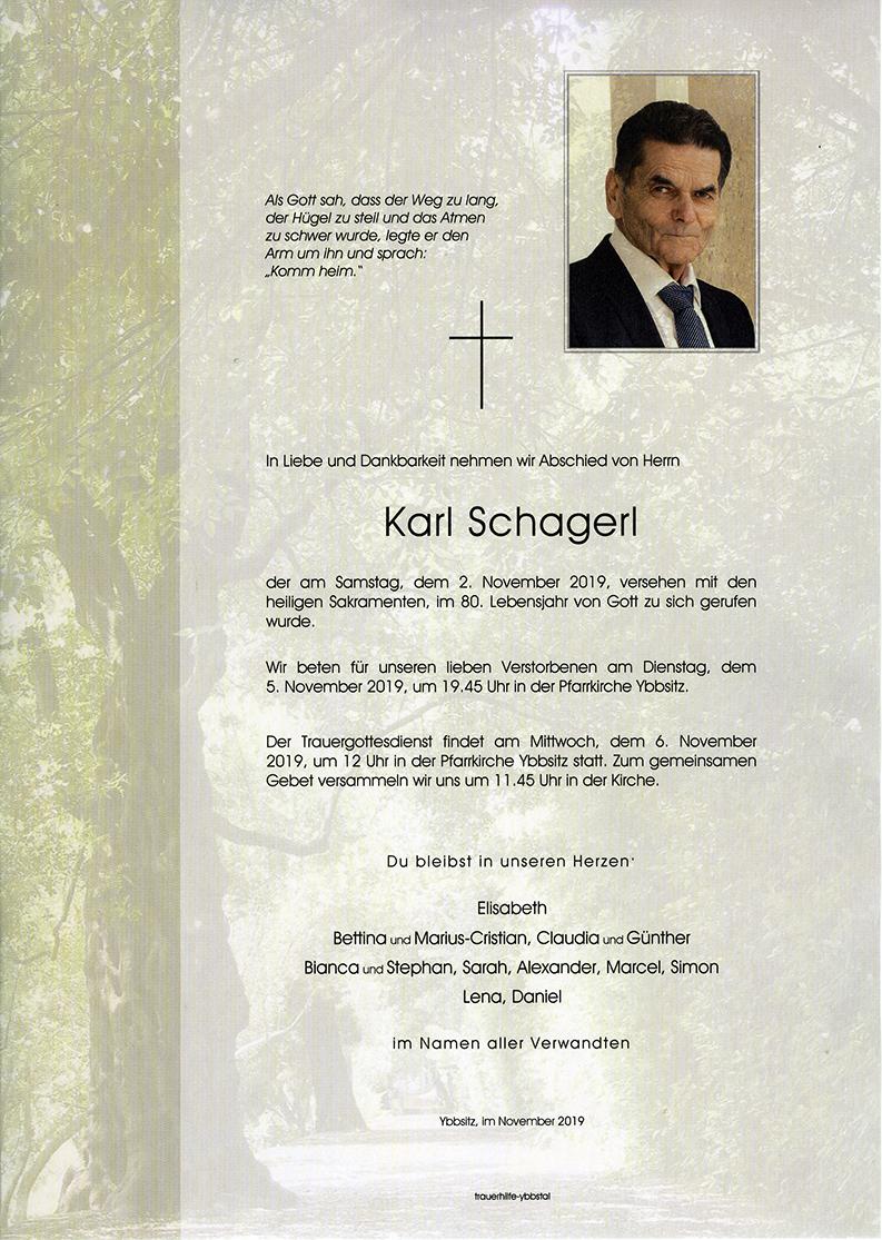 Parte Karl Schagerl