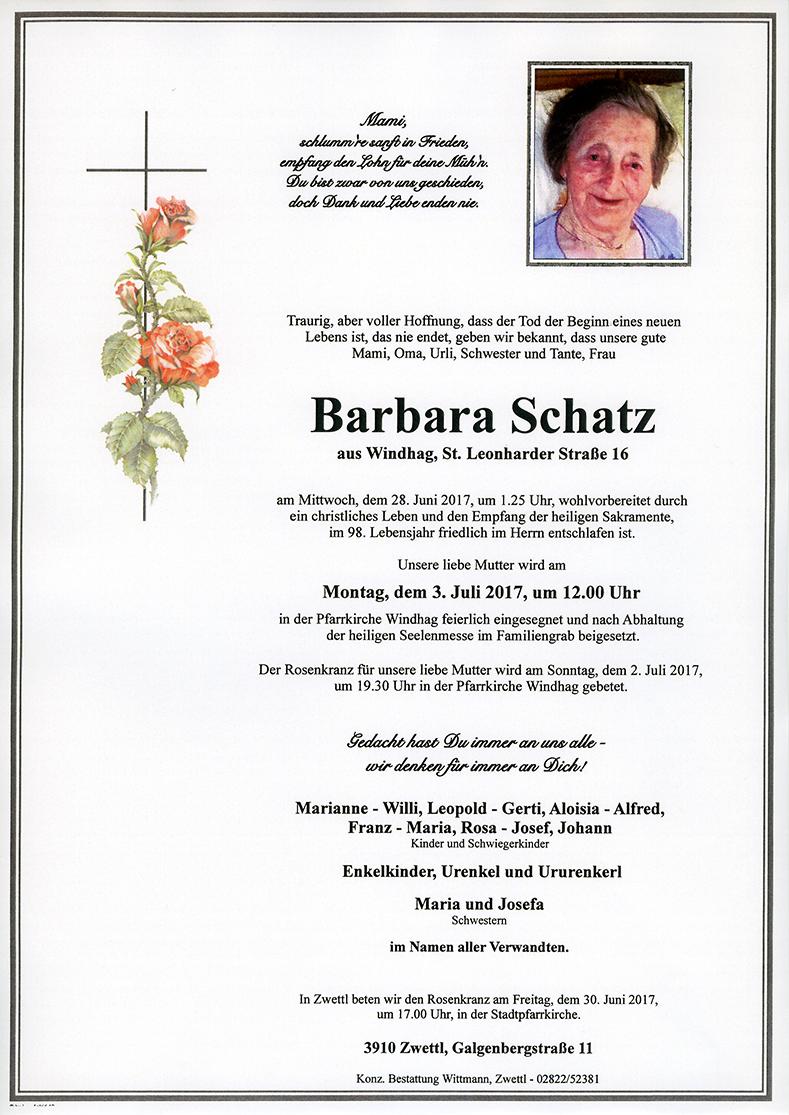 Parte Barbara Schatz