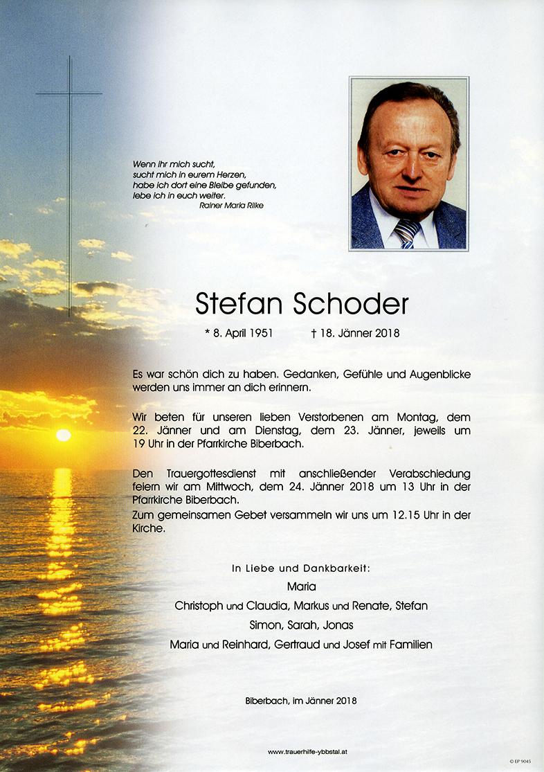 Parte Stefan Schoder