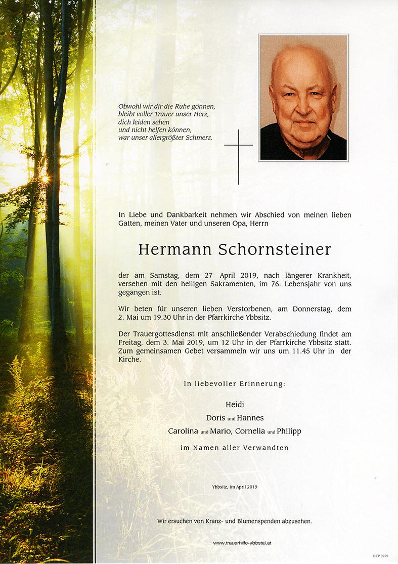 Parte Hermann Schornsteiner