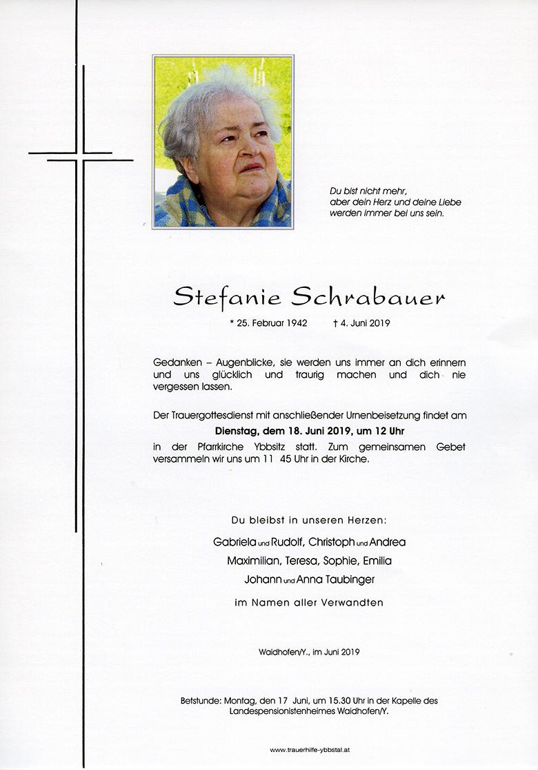 Parte Stefanie Schrabauer