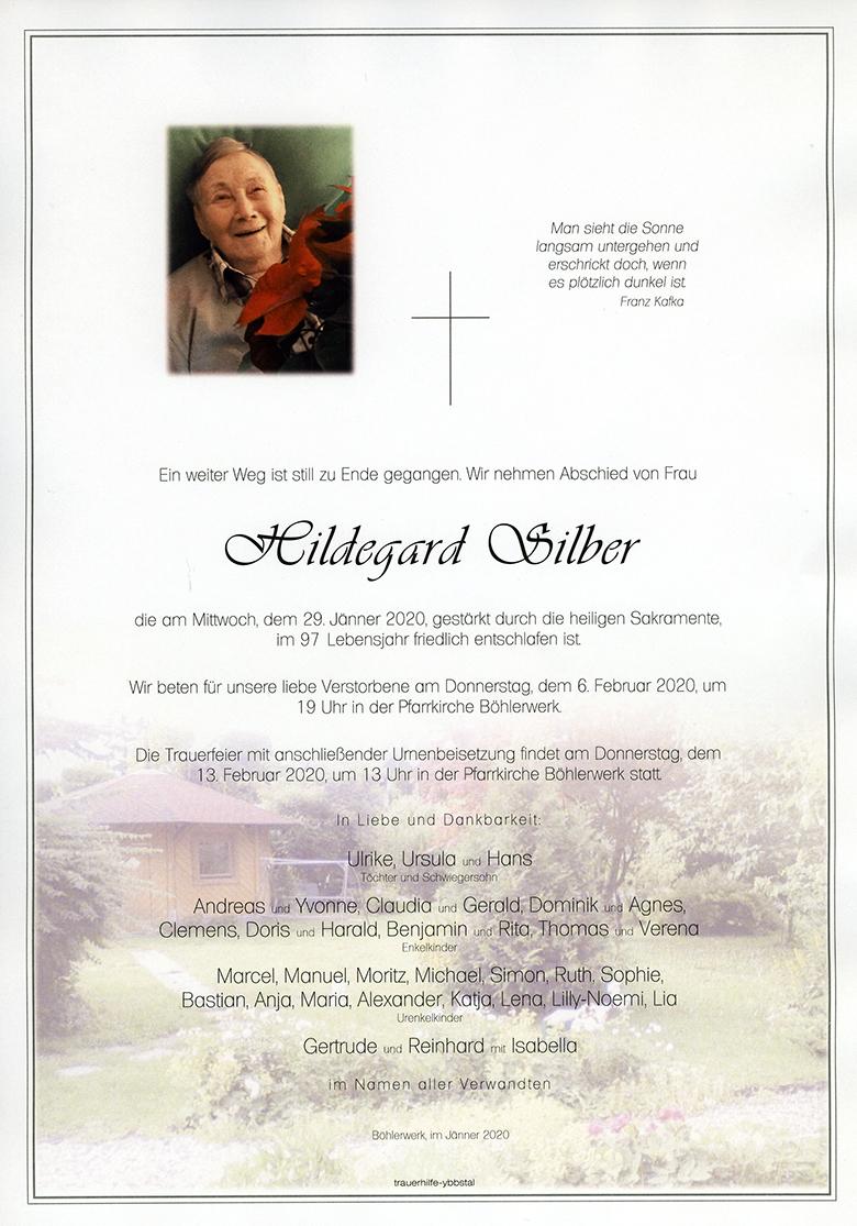 Parte Hildegard Silber
