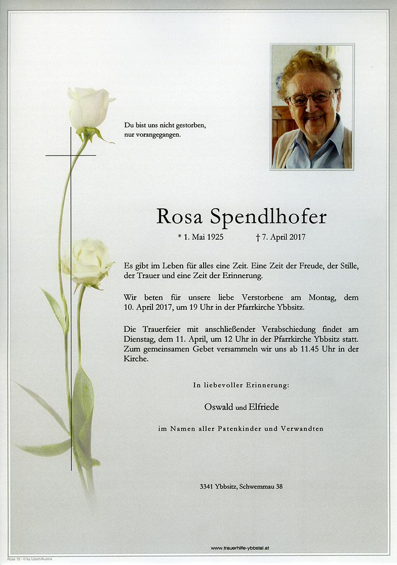 Parte Rosa Spendlhofer