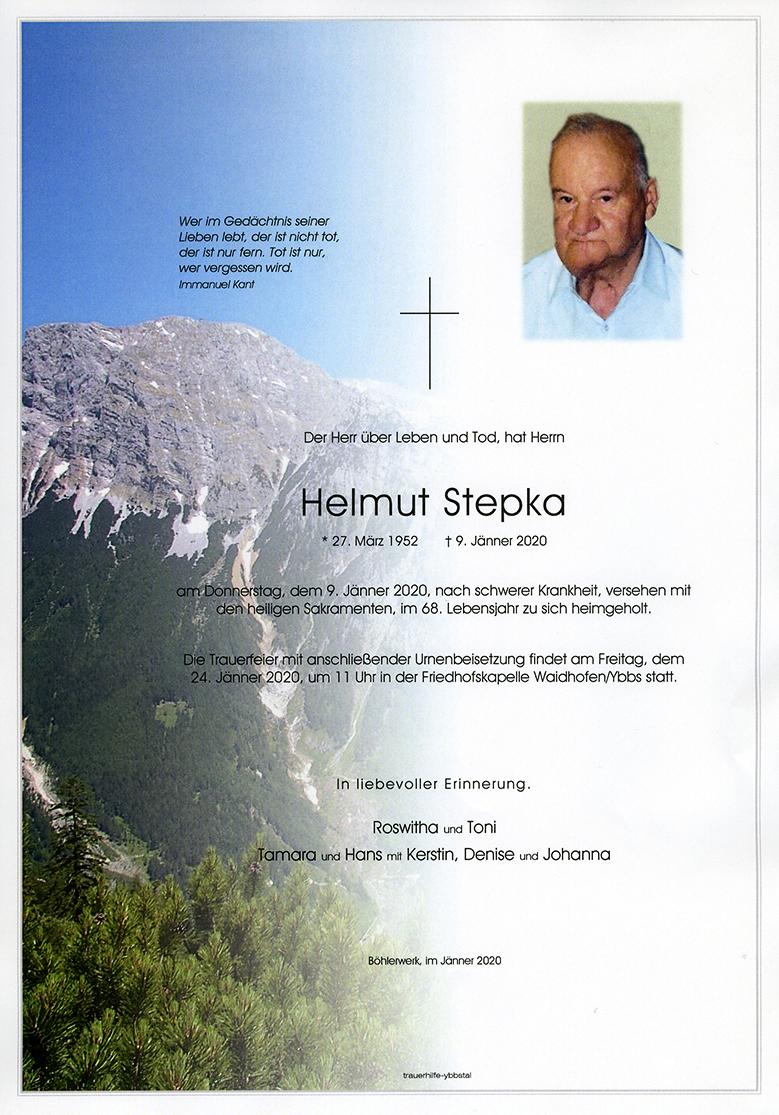 Parte Helmut Stepka