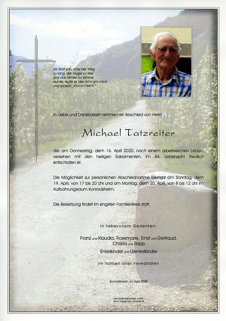 Parte Michael Tatzreiter