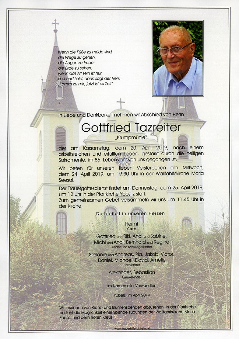 Parte Gottfried Tazreiter