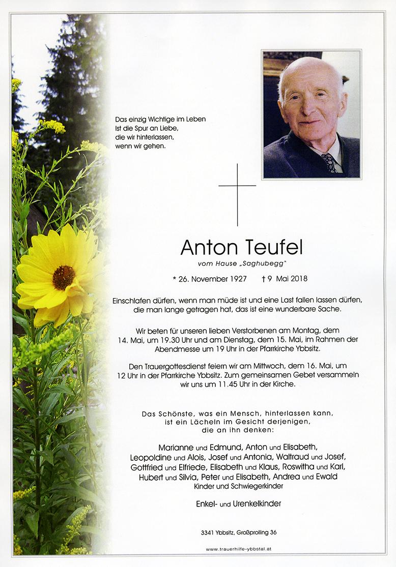 Parte Anton Teufel
