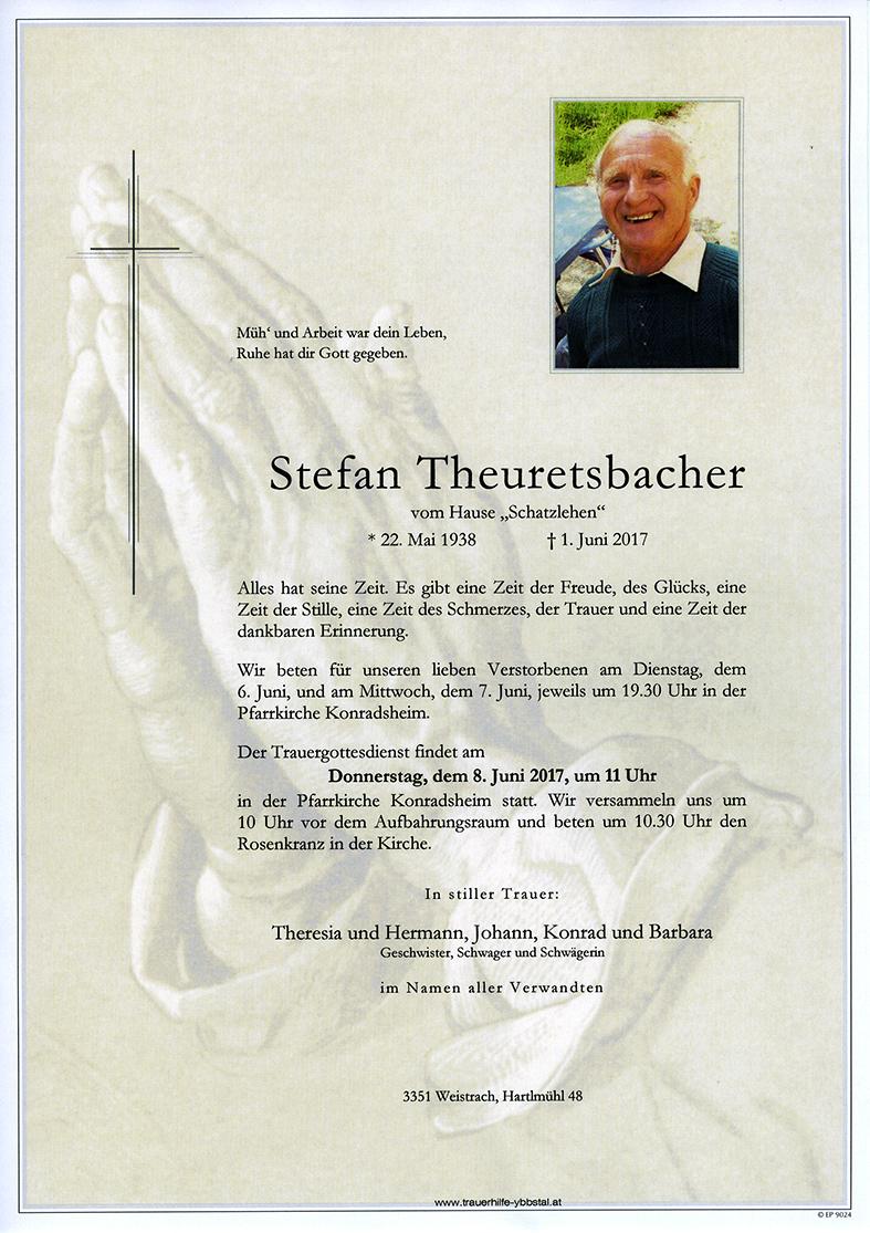 Parte Stefan Theuretsbacher