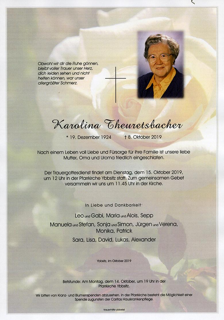 Parte Karolina Theuretsbacher