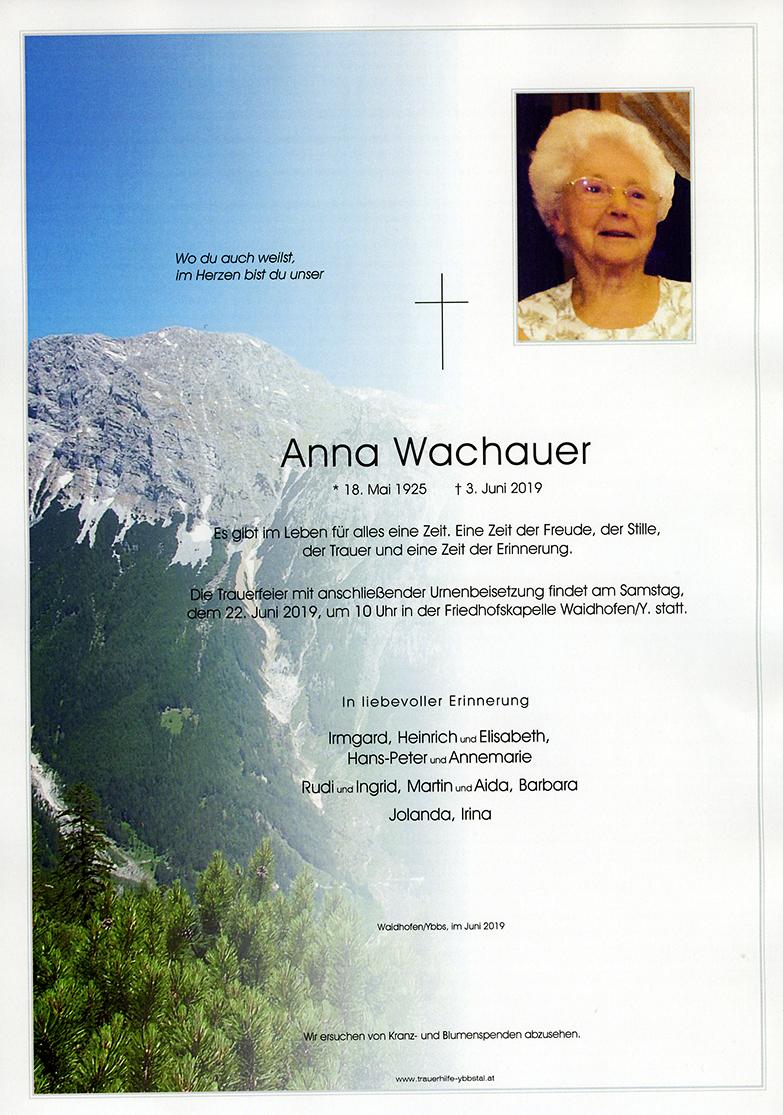 Parte Anna Wachauer