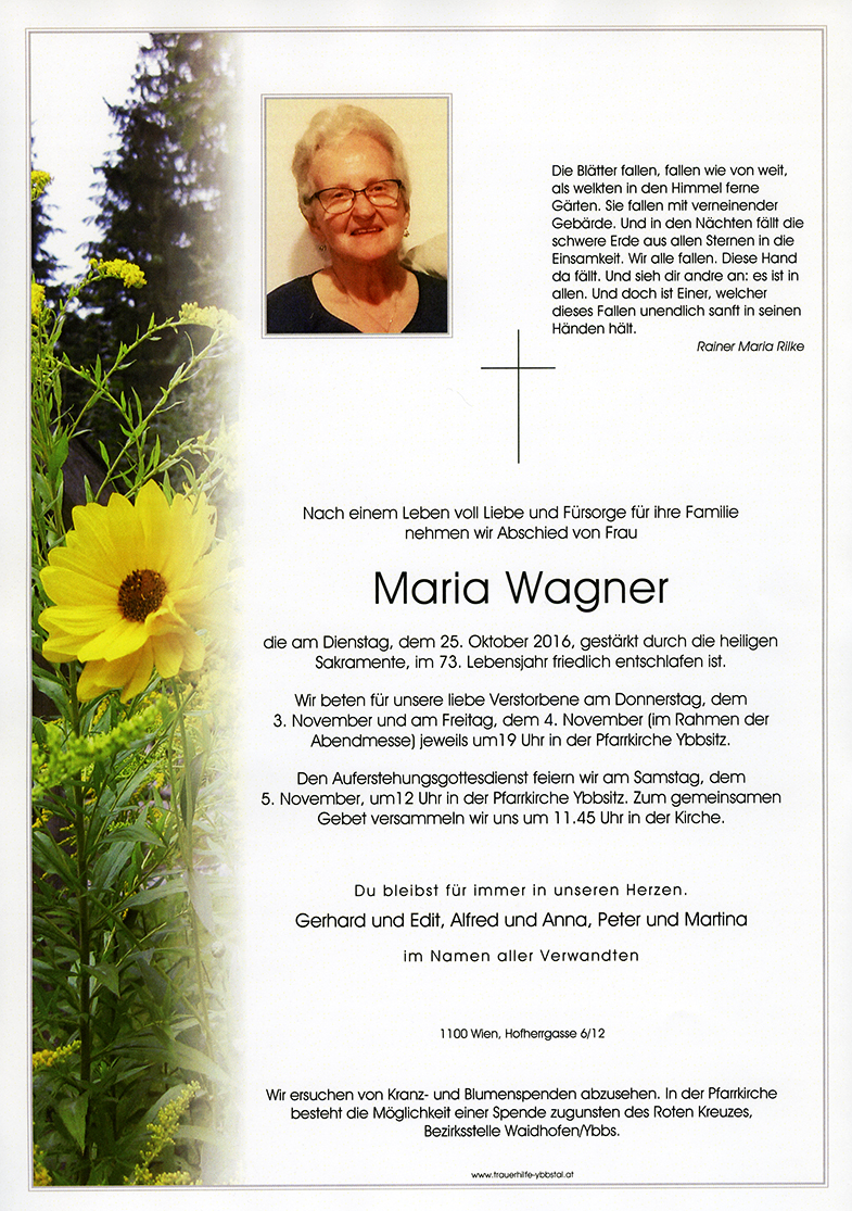 Parte Maria Wagner