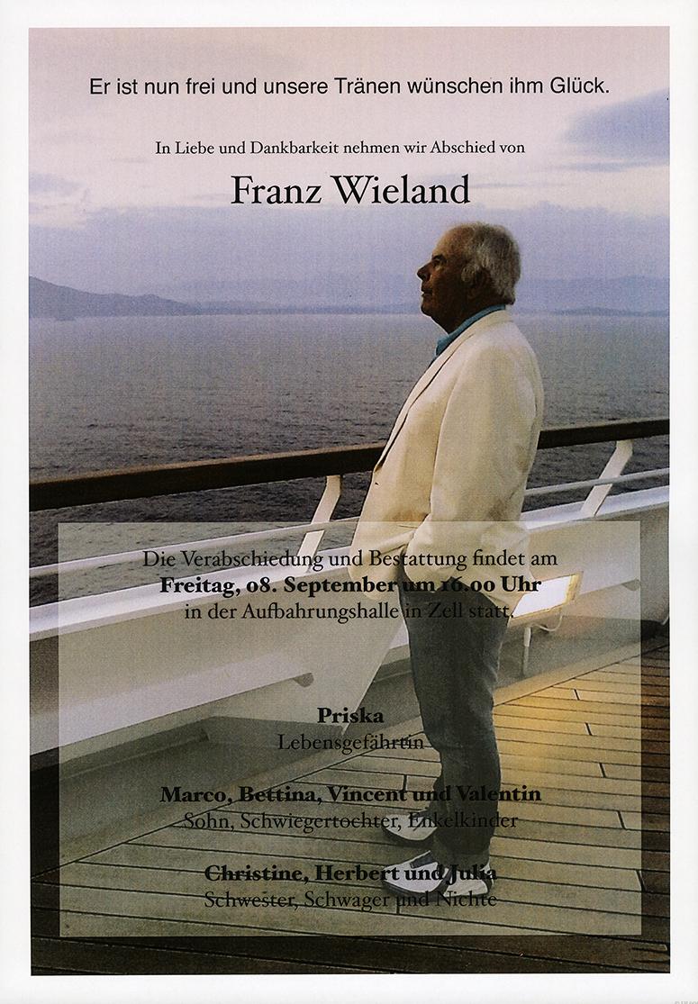 Parte Franz Wieland