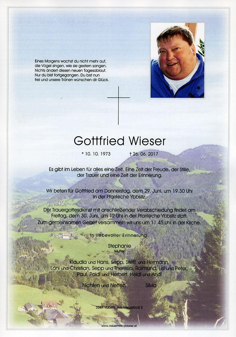 Parte Gottfried Wieser