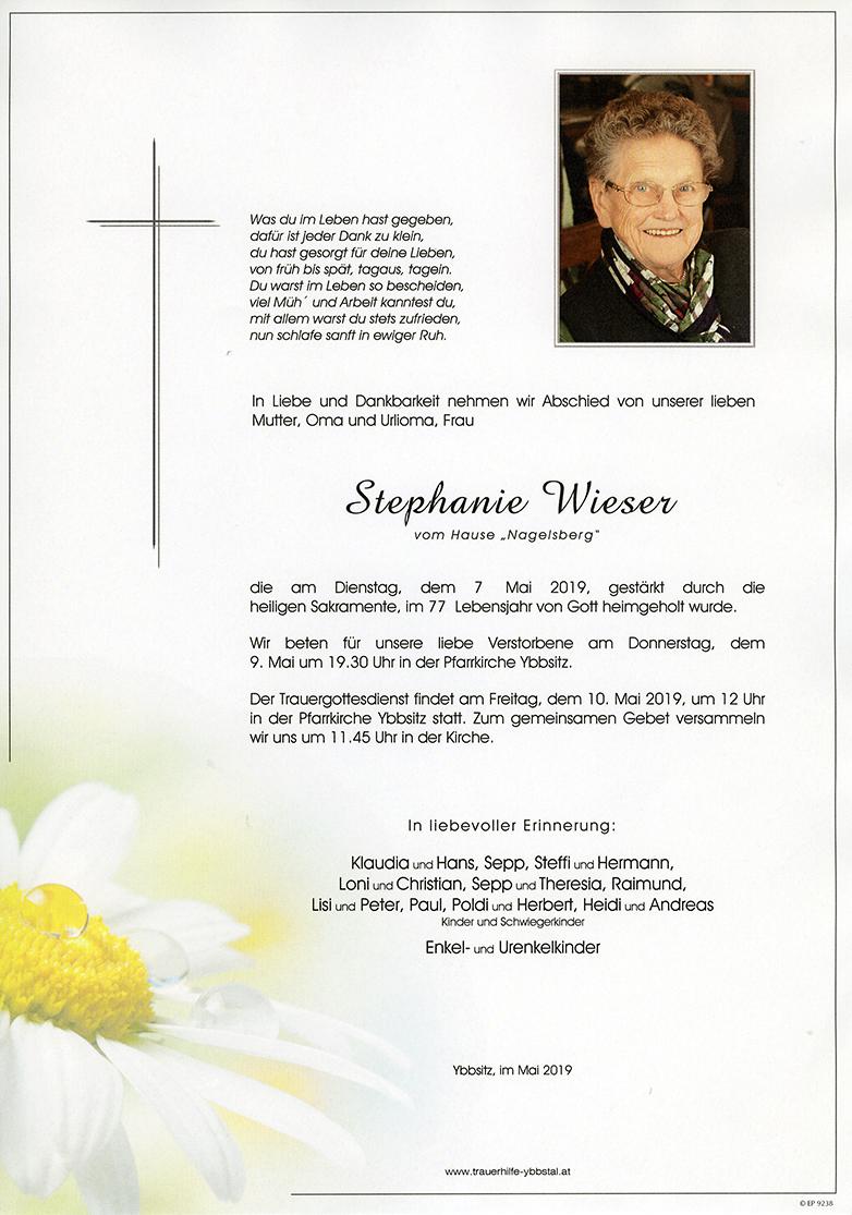 Parte Stephanie Wieser